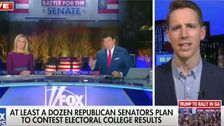 Fox News' Bret Baier Grills GOP Senator Over Plan To Object To Election Certification