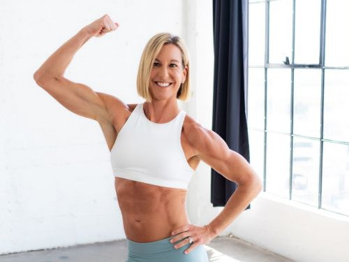 I survived an elite workout with Instagram-famous trainer Kira Stokes. Most people train for years to take the class