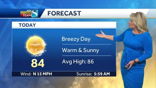 Videocast: Tough to beat this weekend weather