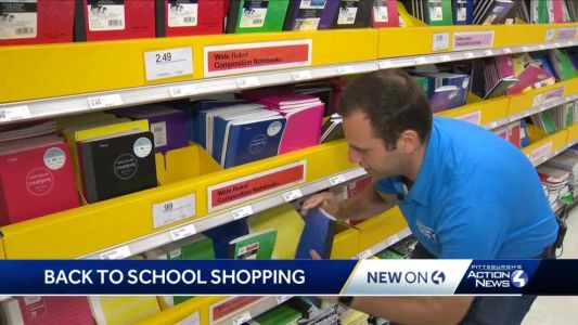 Back to school shopping: costs and tips