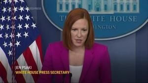 Psaki: The fight for voting rights 'is not over'