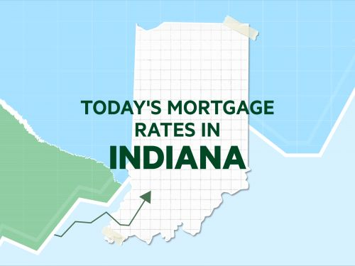 Today's mortgage and refinance rates in Indiana