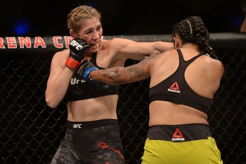 Irene Aldana wants rematch with Raquel Pennington after UFC Mexico bounce-back