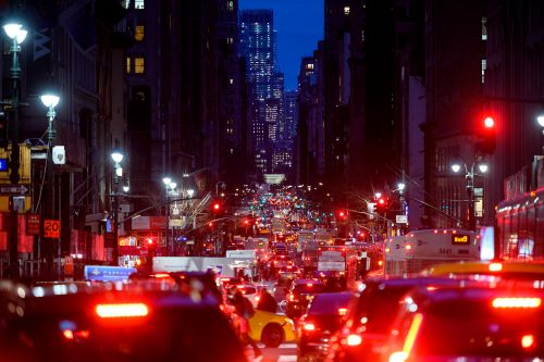 Cuomo says Trump is holding Manhattan congestion pricing fees 'hostage'