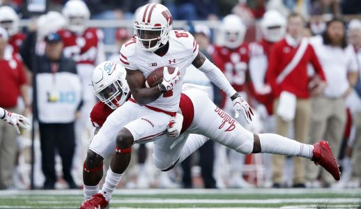 NCAA clears Quintez Cephus to play for Wisconsin after sexual assault acquittal