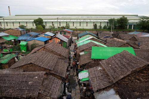 'Eating rats': Myanmar's second lockdown drives hunger in city slums