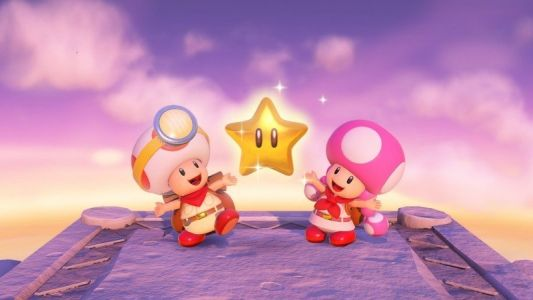 Review: Captain Toad is the perfect chill game for one or two players