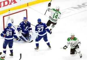 Lightning beat Stars 3-2 in Game 2, get even in Stanley Cup Final