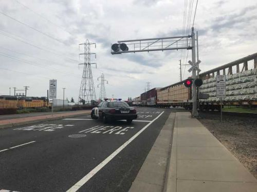 Person hit, killed by freight train in south Sacramento