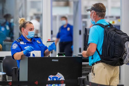 TSA improves COVID-19 safety precautions after whistleblower complaint