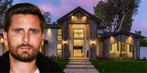 Scott Disick just flipped another home in California, and it's listed for $6.89 million - double its original price. Here's a look at the transformation
