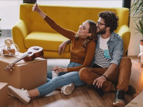 Housing in America is both more affordable and more expensive than it's been in years - here's what that means for millennials