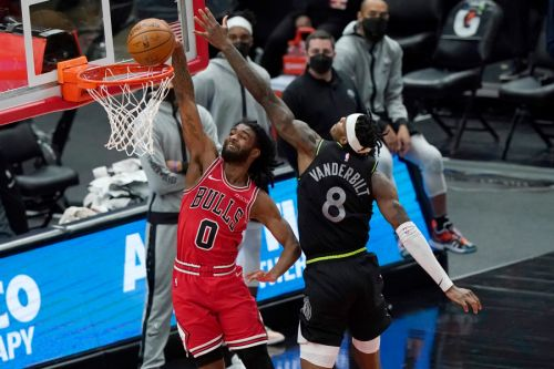 Chicago Bulls guard Coby White underwent left shoulder surgery and is expected to be re-evaluated in 4 months