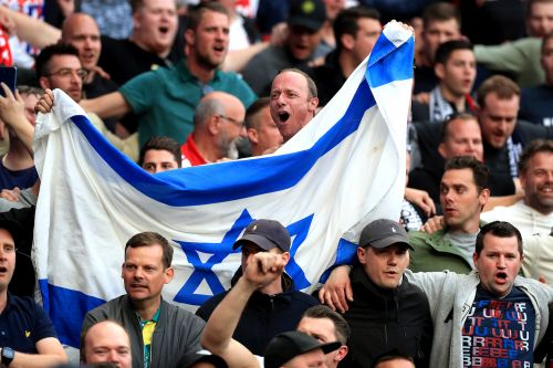 Don't Blame Soccer's Jew-Lovers for Its Jew-Haters