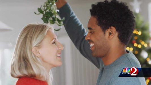 Mistletoe sales are down this year