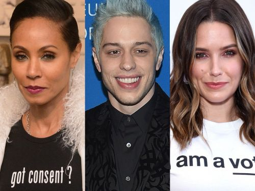 Celebrities rushed to support Pete Davidson following his disturbing Instagram post