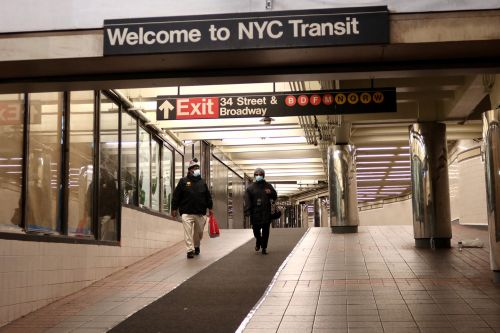 NYC straphangers feel less safe than 6 months ago, survey says