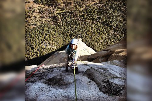 10-year-old girl becomes youngest to climb El Capitan's 3,000-foot 'Nose'