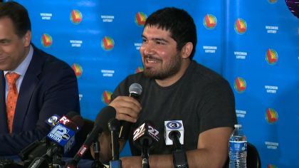'It Feels Like A Dream': Wisconsin Man Wins $768.4M Powerball Jackpot