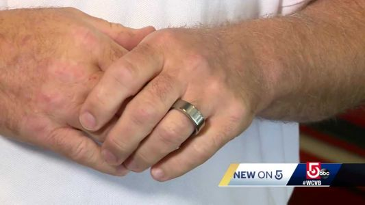Biometric rings provided to firefighters at Massachusetts department to monitor for COVID-19 symptoms