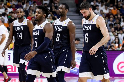 Team USA loses again at FIBA World Cup, assuring worst finish at a major tournament