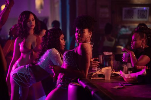 Why playwright Katori Hall made her first TV show about a strip club