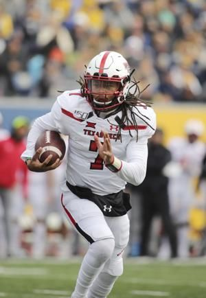 Visiting Texas Tech crushes West Virginia, 38-17