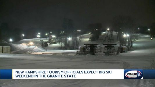After recent snowstorms, ski resorts prepare for big weekend