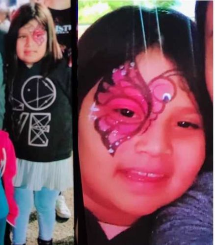Young girl missing, last seen at New Mexico State Fair
