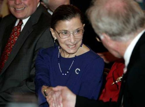 Behind the life and legacy of RBG