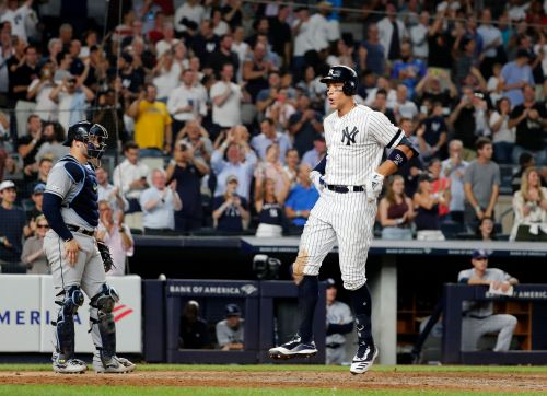 Aaron Judge gives Yankees reminder of how important he is