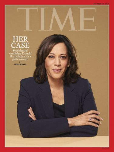 Why Kamala Harris Is Struggling to Find Her Footing