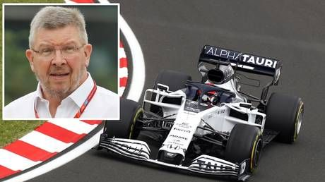 'We are fully open': Motorsports chief Ross Brawn says Russian team could join Formula 1