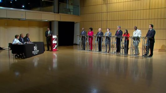 Dem. Candidates' Forum: How does Maryland develop its economy?
