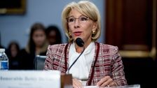 Betsy DeVos Compares Ending Abortion With Ending Slavery