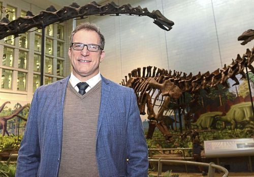Carnegie natural history museum director leaves for North Carolina