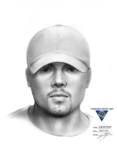 Authorities Release a Sketch of a Possible Witness in Disappearance of N.J. 5-Year-Old