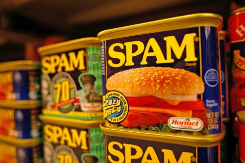 More than 228K pounds of Spam recalled