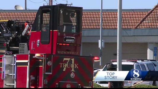 Fire at Watsonville landmark hospitalizes one, leaves family without a home