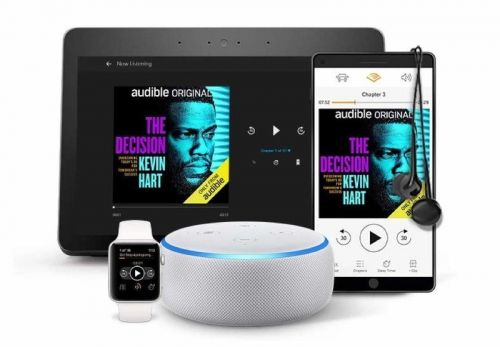 Get $10 at Amazon when you join Audible before Black Friday