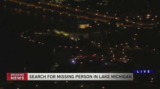 Officials searching for woman who fell off boat in Lake Michigan