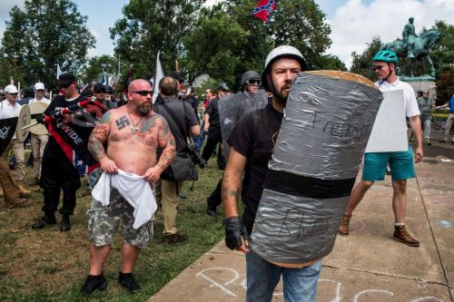 Third white supremacist found guilty of beating black man during Charlottesville protest