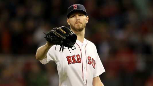 Chris Sale injury update: Red Sox place lefty on 10-day IL with elbow inflammation