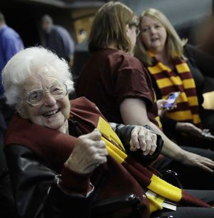 Loyola has hoops fans 'sitting on the edge of their chairs'