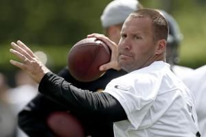 Roethlisberger bothered by criticism but eager to move on