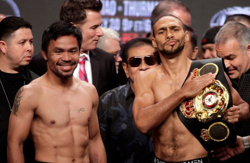 Manny Pacquiao will silence his doubters but not Keith Thurman