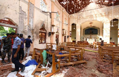 What's Behind the Terrorist Attacks in Sri Lanka?