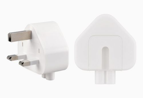 Apple recalling three-prong wall plug adapters used in UK, HK, Singapore
