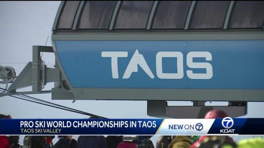 Olympic medalists coming to Taos to compete