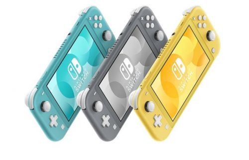 Here's where to pre-order the Nintendo Switch Lite that releases Friday